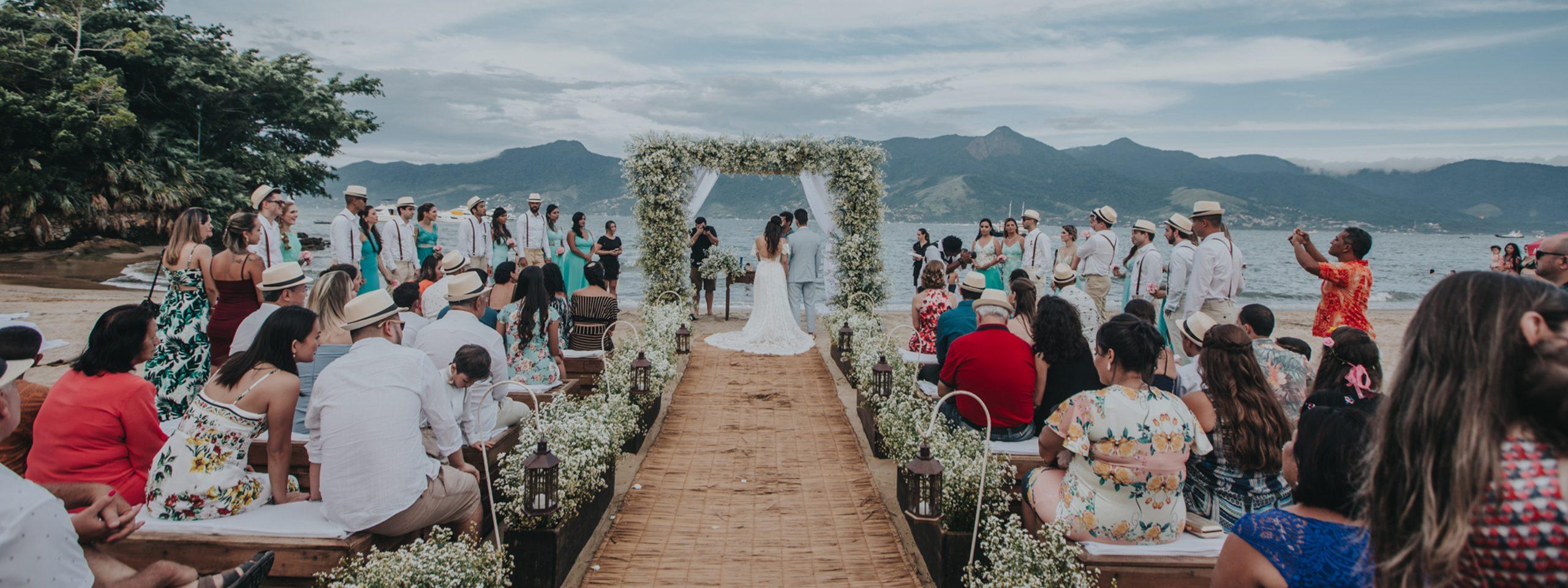 Espaço Para Casamentos na Praia São Paulo
